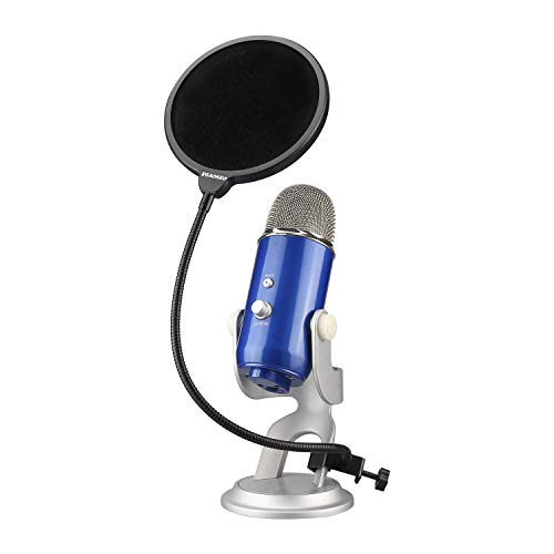Buy pop filter for blue snowball