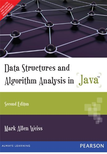 Data Structures and Algorithm Analysis in Java Second Edition