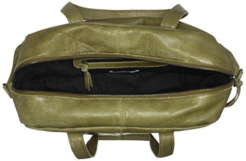 Khaki Leather Sacs Vert menotte Bag Pieces Pcjimini Green PwAqBWg