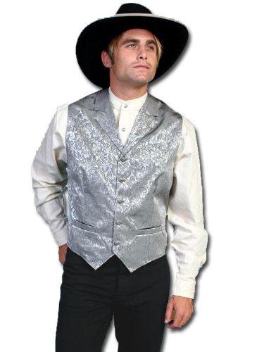 - Twin City Vest, Grey, XL