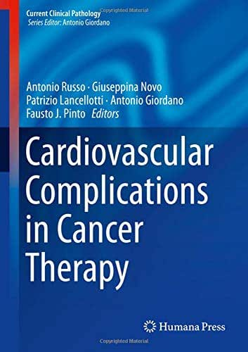 Cardiovascular Complications in Cancer Therapy (Current Clinical Pathology)