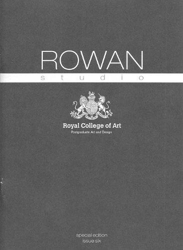 Rowan Studio Issue Six