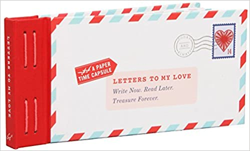 valentines day gift of love letters from Amazon