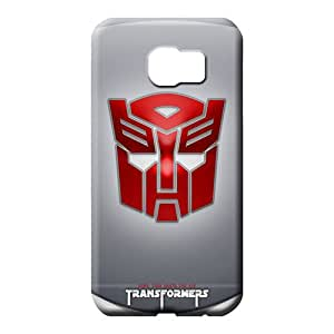 samsung galaxy s6 Excellent Back Fashionable Design phone carrying case cover autobots logo