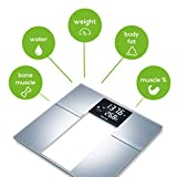 Beurer BF70 Body Fat Scale, Body Weight, Body