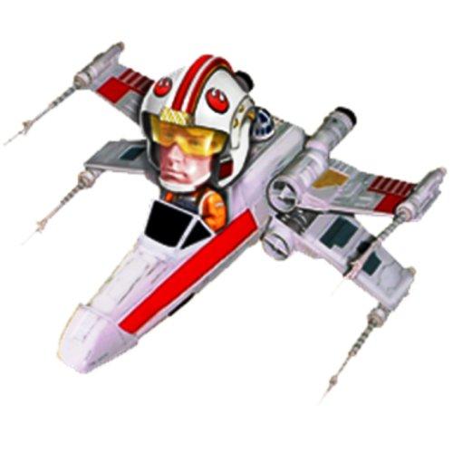 Star Wars: Luke Skywalker X-Wing Bobble Head
