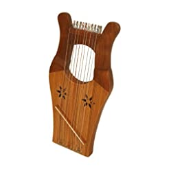 Mid-East Mini Kinnor Harp