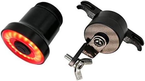 Luz trasera de bicicleta USB Luz trasera de bicicleta LED Lámpara ...