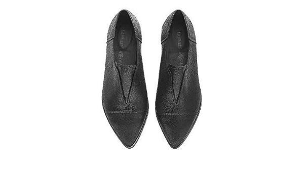 Amazon.com: Premium leather shiny black