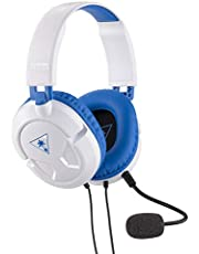 Turtle Beach Recon 60P White Gaming Headset - PS4, PS4 Pro