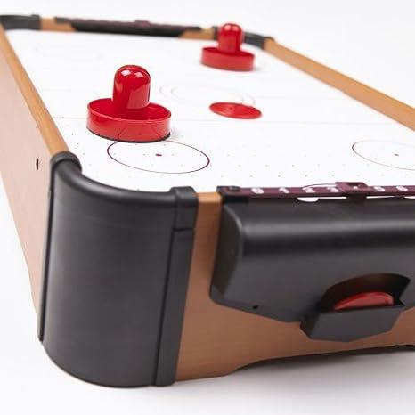Tablero de la mesa de Aire Hockey ~ Gran diversión para toda la ...
