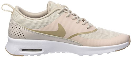 NIKE Sneaker Donna whi Beige Air Thea Desert Max 033 Damen Sand Sand AaCrAqxwUp