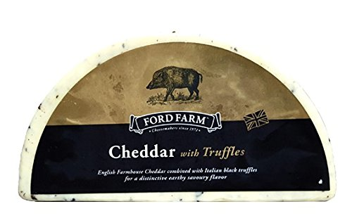 Ford Farm Farmhouse Cheddar with Truffles, 1 lb