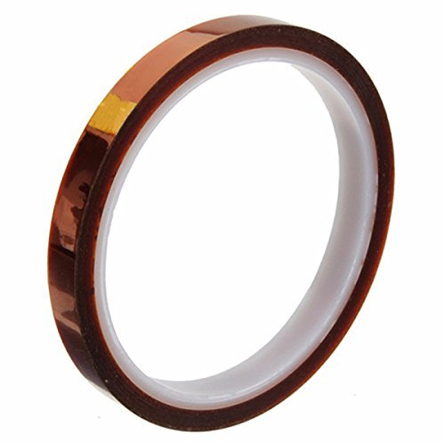 ture Heat Resistant Tape Insulation Tape Sublimation Dye Mug Electronic Polyimide Tape (1/4