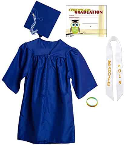 Jostens Graduation Cap and Gown Package