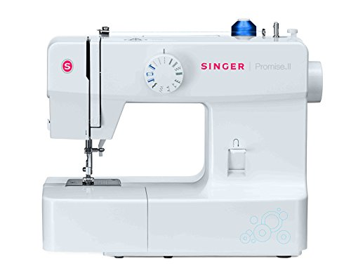 Singer Sewing Machine Model 1512 Promise II with 13 Built In Stitches