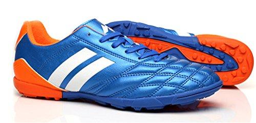 Hommes et Football et Bleu 22001 Chaussures Filles de d'entraînement garçons Femmes NEWZCERS pour TF et xa80zU