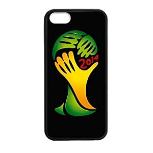 phone covers 2014 FIFA World Cup Logo Case for iPhone 5c case