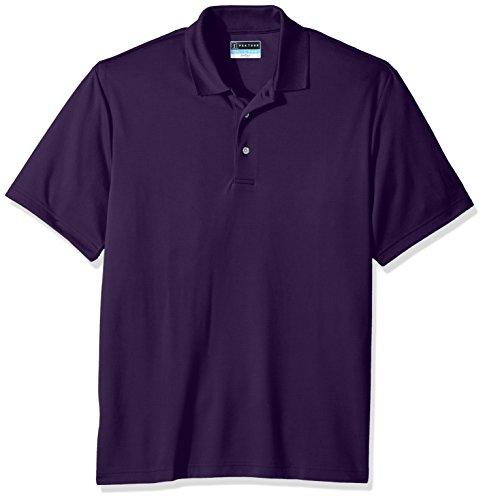 PGA TOUR Mens Airflux Short Sleeve Polos