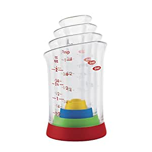 OXO Good Grips Mini Measuring Beaker Set