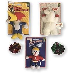 MultiPet Catnip Toy Set Type:Set
