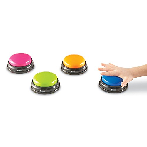 41GFEq9ye1L - Learning Resources Answer Buzzers, Set of 4