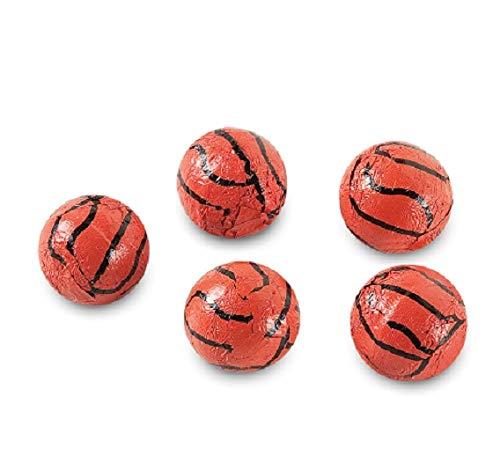 Basketballs Solid Milk Chocolate Balls (1 Lb - 83 -