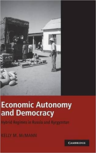 Economic Autonomy and Democracy: Hybrid Regimes in Russia