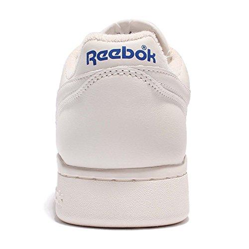 Plus Basket En Blanc Vintage Reebok Blanche Peau Workout SrEPr