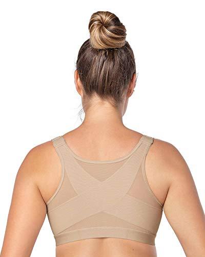 29c5b5b2916a3 Jual Leonisa Women s Posture Corrector Wireless Back Support Bra ...