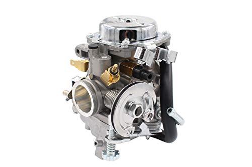 Carburetor Carb for Yamaha XV250 Route 66 V Star 250 Virago 250 XV250 (Carburetor Virago 250)