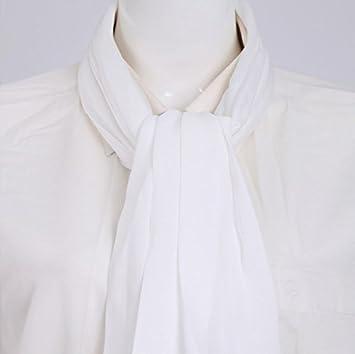 Ataque a Levi Costore. Ackerman seda bufanda Blanca Cosplay accesorios de vestuario: Amazon.es: Deportes y aire libre
