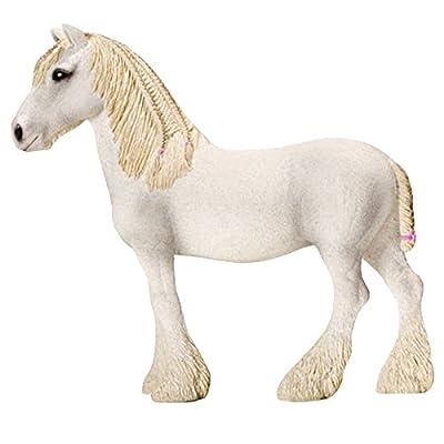 Schleich Shire Mare Toy Figure: Schleich: Toys & Games