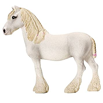 Image result for images of the Schleich Shire mare