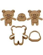 Kai kai huggy cookie type stamp facial expression can make in Rilakkuma DN0200