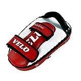 VELO Arm pad Kick Boxing Strike Curved Microfiber