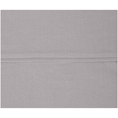 AmazonBasics Ultra-Soft Cotton Pillowcases