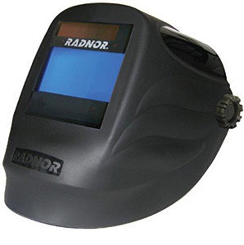 Radnor 64005215 RDX60 Black Welding Helmet with 5 1/4'' X 4