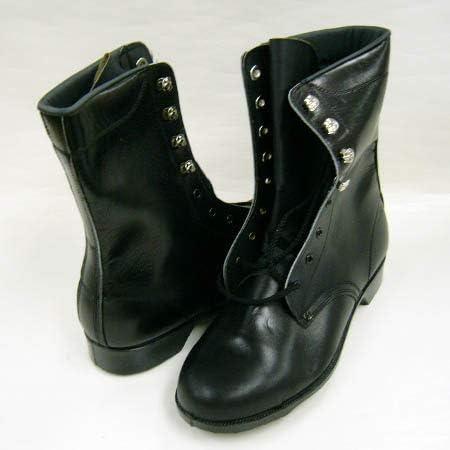 [アテネオ] 安全靴 革製 長編上靴 鋼製先芯入 大寸28.0cm