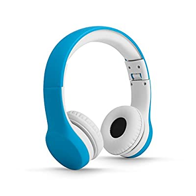LilGadgets Connect+ Premium Volume Limited Wired Headphones with SharePort® for Children
