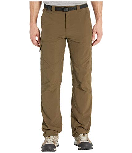 Columbia Men's  Men's Silver Ridge Cargo Pant , Olive Green, 30x30 from Columbia