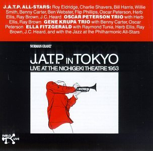 J.A.T.P. In Tokyo - Live at the Nichigeki Theatre 1953 by Pablo