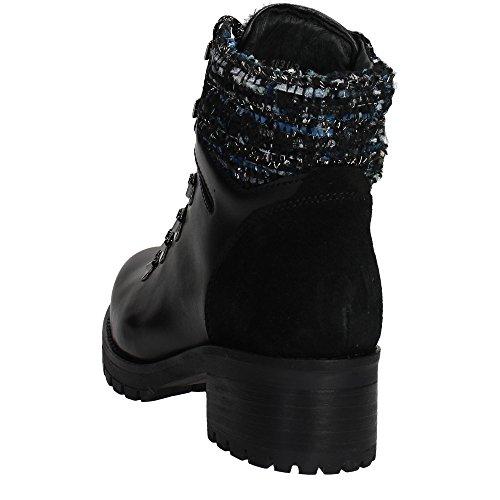 Noir Femme Docksteps Boots Dse103163 Docksteps Dse103163 0qX6x