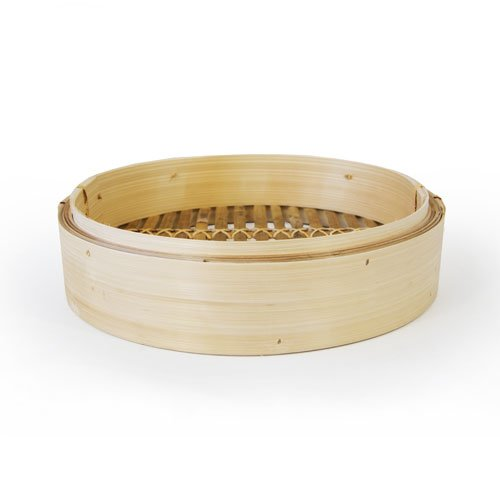 Bamboo Steamer - 12
