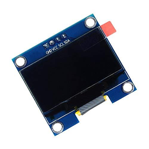 1.3 Inch 4 Pin I2C IIC Serial 128X64 OLED LCD LED Display Module SH1106 for Arduino 51 MSP420 STIM32 SCR SPI OLED Display Blue