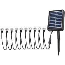 Kenroy Home 60506 String Solar Light Product, Black