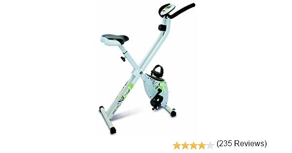 Tecnovita by BH Open&go - Bicicleta estática plegable: Amazon.es ...