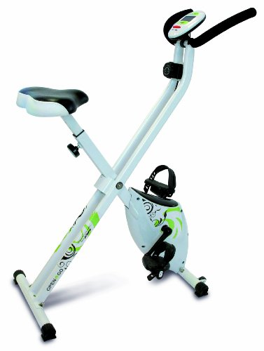 🥇 Tecnovita by BH Open&go – Bicicleta estática plegable