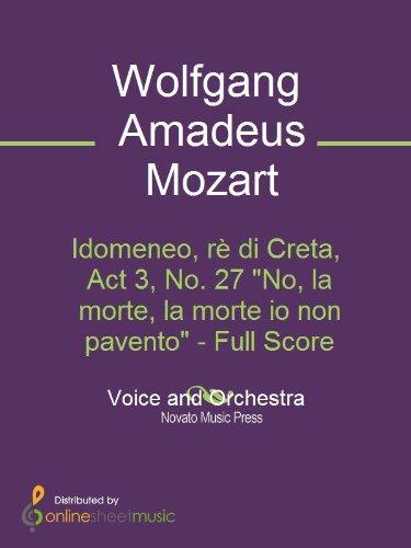 More info on Idomeneo