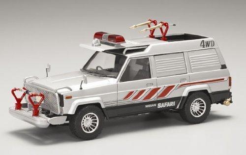 青島文化教材社 1/24 西部警察 No.07 サファリ 4WDの商品画像